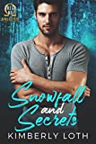Snowfall and Secrets (Omega Mu Alpha Brothers Book 1)