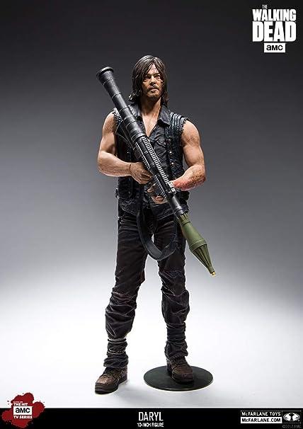 Walking Dead McFarlane Deluxe Action Figure 10 Inch Glenn