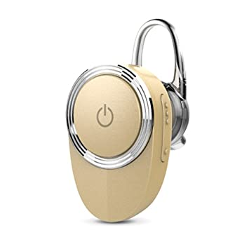 Auriculares invisibles E6 Mini auriculares inalámbricos auriculares con cancelación de ruido para iPhone, Samsung y