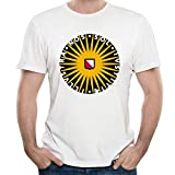 Best Travel Brush For Acryl Oils - RUIZITS Men's Round-Neck Casual Utrecht University T-shirt Good Review