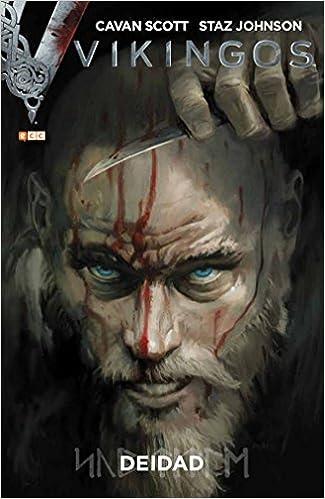 Vikingos: Deidad de Cavan Scott