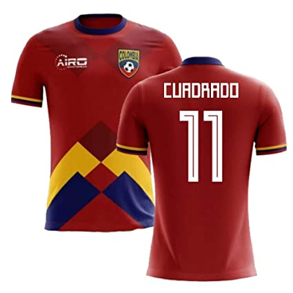 best website c92ac 48f3b Amazon.com : Airosportswear 2018-2019 Colombia Home Concept ...