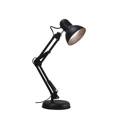 STTHOME Lámpara de Mesa Creativa Lámpara de Mesa LED protección ...