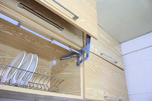 Gimify Vertical Lift Hinges For Cabinet Door Swing Lift Up