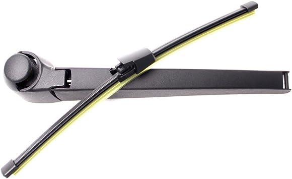 Parabrisas Trasero Brazo del limpiaparabrisas y Blade Set Golf MK4 ...