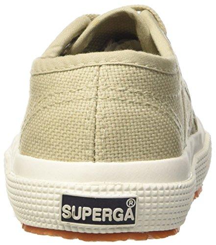 Niños 1 taupe jcot 10 Superga Infancia Classic Grigio Meses Zapatos Primera 2750 CfSzwqB