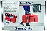 Samsonite Tote-a-ton 33 Inch Duffle Luggage Boxed (1 Pack, Purple)