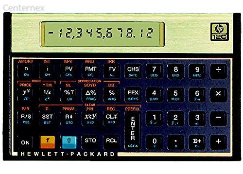 12C Financial Calculator - Centernex update
