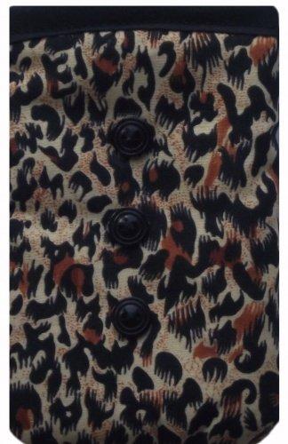 Animal Print Apple iPhone SE chaussette / Case / couverture