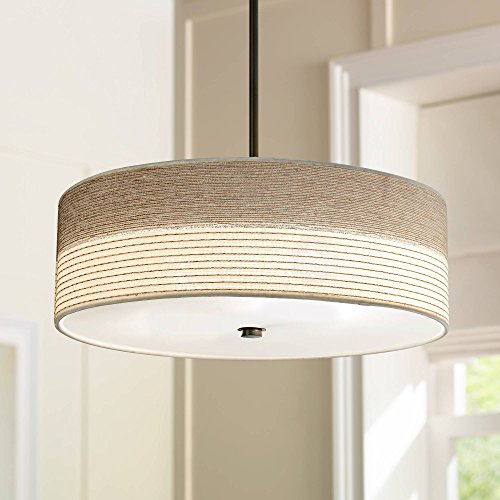 - Fabric Shade with Bronze 20