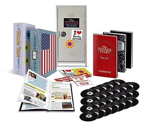 Amazon com: The Wonder Years: The Complete Series Set: Dan Lauria