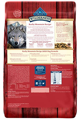Buy blue wilderness dog food