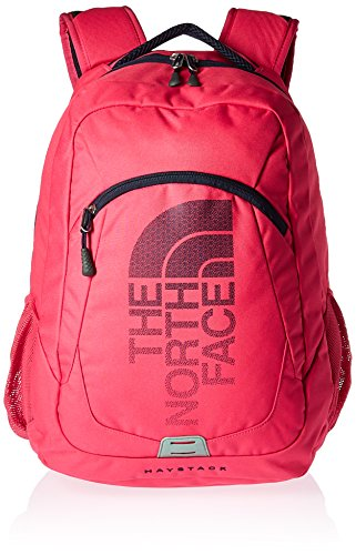 The North Face Haystack Backpack (Cabaret Pink/Cosmic Blue, One Size)