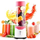 Portable Personal Blender USB Rchargeable juicer faster fruit shake and Smoothies mixer