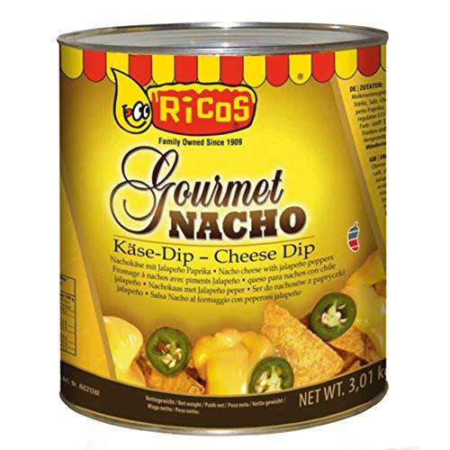 Ricos Käse-Dip 3,033 Kilo Dose