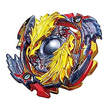 DishyKooker Metal Fusion 4D Super Spinning Top B110 Kein Launcher Spielzeug Geschenk für Kinder #E B96 No Box