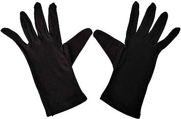 hygo Star Algodón Guantes Nero negro 25 cm de Franz Mensch, talla L – 12 pares: Amazon.es: Bricolaje y herramientas