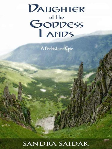 (Daughter of the Goddess  Lands (Kalie's Journey, Book 1))