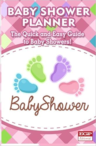 Baby Shower Planner Guide To Baby Showers Rosemary Harris EGP