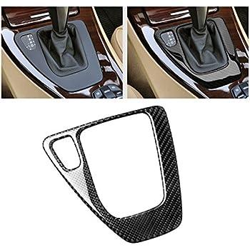 Carbon Fiber Steering Wheel Cover for 2005-2011 BMW E90 E91 E92 E93 330i 335I