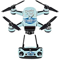 Skin for DJI Spark Mini Drone Combo - Chasin Tail| MightySkins Protective, Durable, and Unique Vinyl Decal wrap cover | Easy To Apply, Remove, and Change Styles | Made in the USA