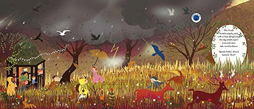 The Story Orchestra: Four Seasons in One Day: Press the note to hear Vivaldi's music by Frances Lincoln Children s Bks (Image #5)