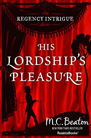book cover of His Lordship\'s Pleasure