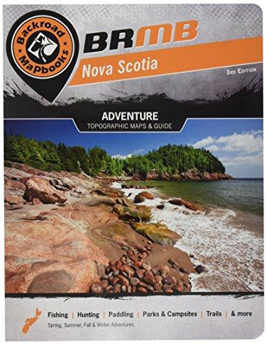 Brunswick Island Light - Nova Scotia & PEI Backroad Mapbook (Backroad Mapbooks)