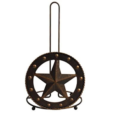 Texas Towel Paper Holder Rustic Barn Vintage Home Crafts Toilet Napkin Paper Holder Western Bathroom Accessories