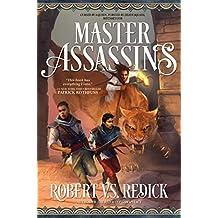 Master Assassins: The Fire Sacraments, Book One