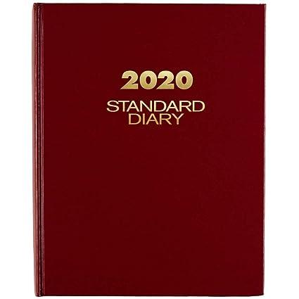 at-A-Glance 2020 Agenda estándar/diario diario, 7-3/4 ...