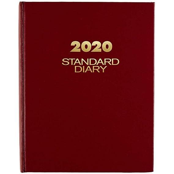 Amazon.com: AT-A-GLANCE 2020 Diario estándar/Recordatorio ...