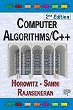 Computer Algorithms/C++, Horowitz, Ellis and Sahni, Sartaj, 0929306422