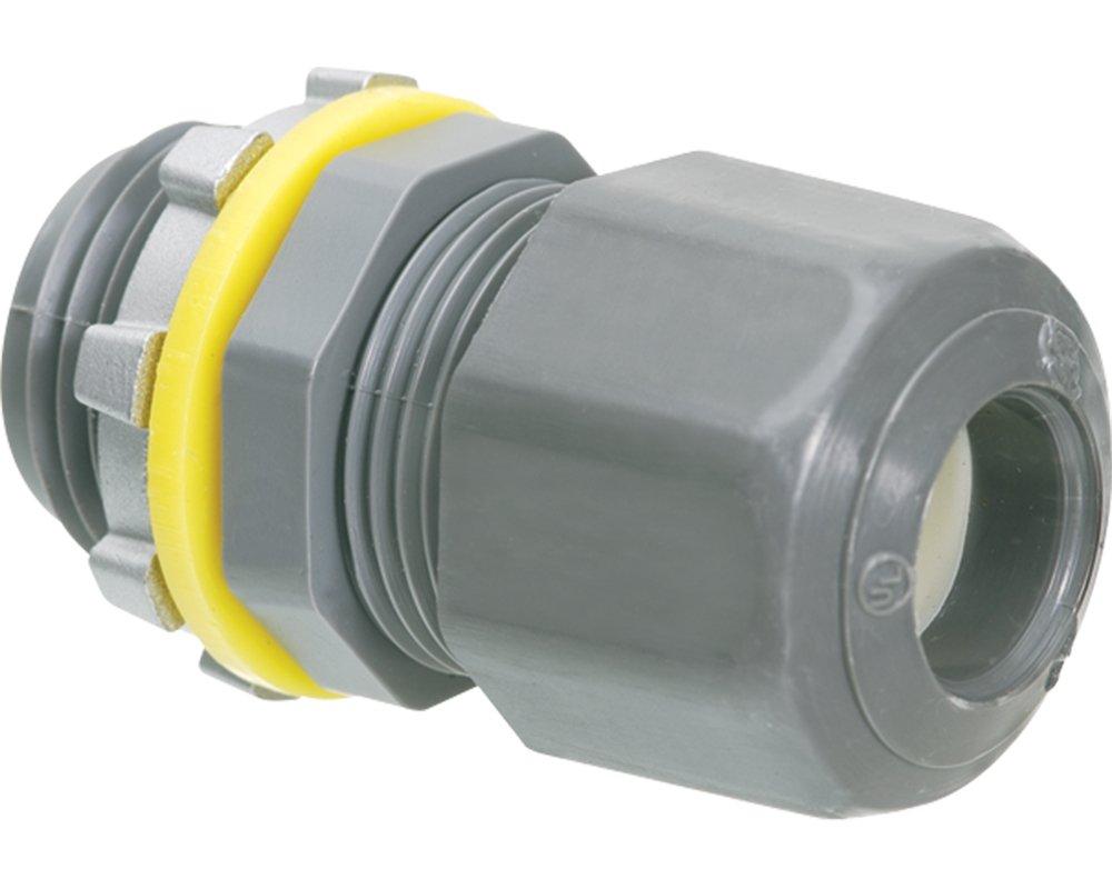Amazon.com: Arlington LPCG50 Strain Relief Electrical Cord Connector ...