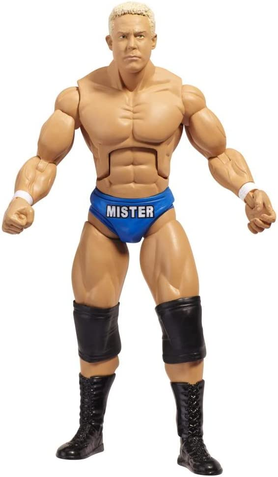 Mini Wrestling Ring /& 4 Wrestler Figures Toys Nonstop Action Fun