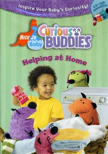 (Nick Jr. Baby Curious Buddies - Helping at)
