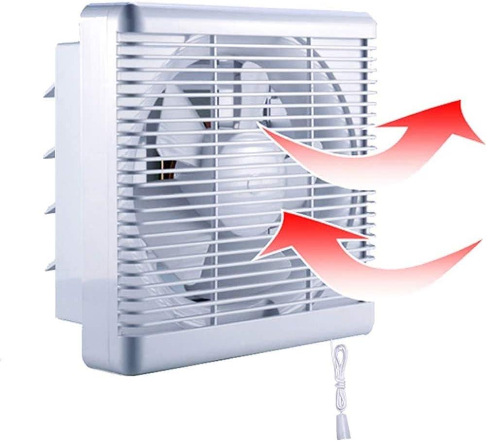 Sailflo Exhaust Shutter Fan 8 Inch 300 Cfm 2 Direction Reversible Strong Airflow Ventilation Blower For Bathroom Attic Kitchen Window Basement 8 Diameter Propeller 12 12 Panel Amazon Com