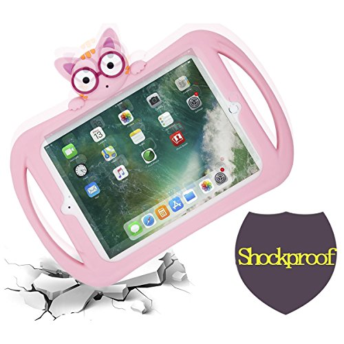 Starthere Compatible Shockproof Cover, Silicone Protective Case for Kids with Stand and Screen Protector, Replacement for iPad Mini 4/7.9 Inch by Starthere (Image #1)