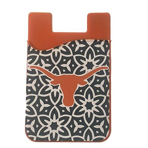 Desden University of Texas Longhorns Cell Phone Card Holder or Wallet ()