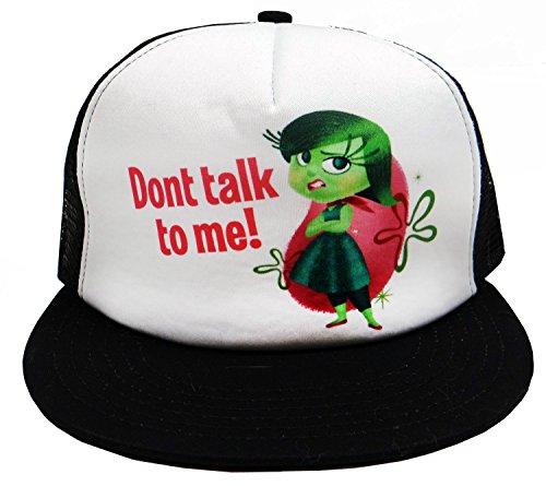 Disney Inside Out Dont talk to me! Snapback Trucker Hat