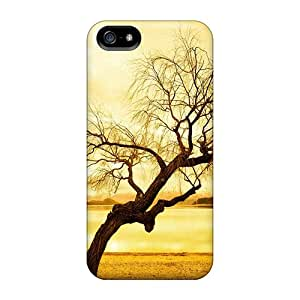 Ideal AmacaAcc Case Cover For Iphone 5/5s(silent), Protective Stylish Case