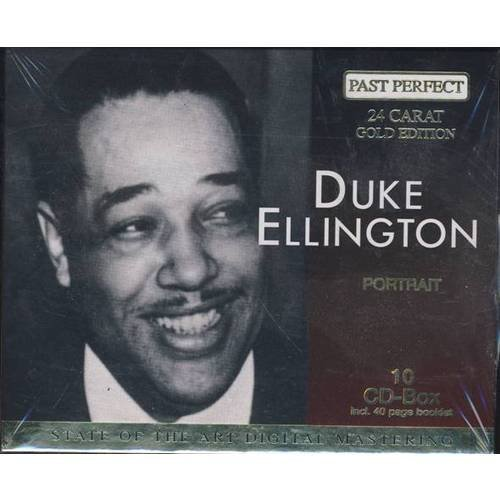 a portrait of duke ellington by Duke: a portrait of duke ellington by derek jewell w w norton & co inc hardcover good spine creases, wear to binding and pages from reading may contain limited notes, underlining or highlighting that does affect the text.