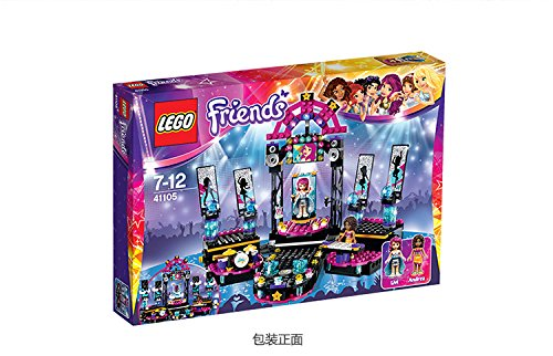 Lego 41105 Friends Pop Star Show Stage