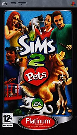 the sims 2 pets ppsspp
