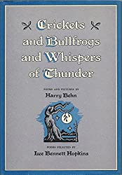 Crickets and Bullfrogs and Whispers of Thunder