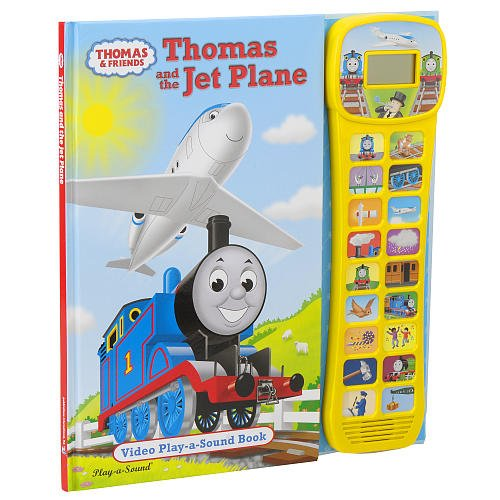 Thomas and the Jet Plane (Video Play a Sound Book)
