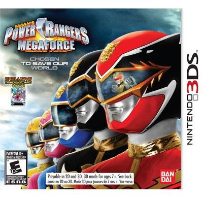 3ds games power rangers - 8