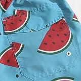 SULANG Men's Lightweight Quick Dry Summer Fruits