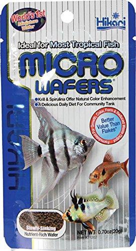 Micro Wafers Hikari (Hikari Micro Wafers for Pets, 0.70-Ounce)