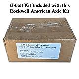 Rockwell American 3,500 lb Idler Trailer Axle